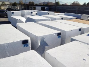 blocchi bianco carrara