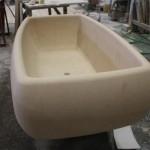 vasche di marmo